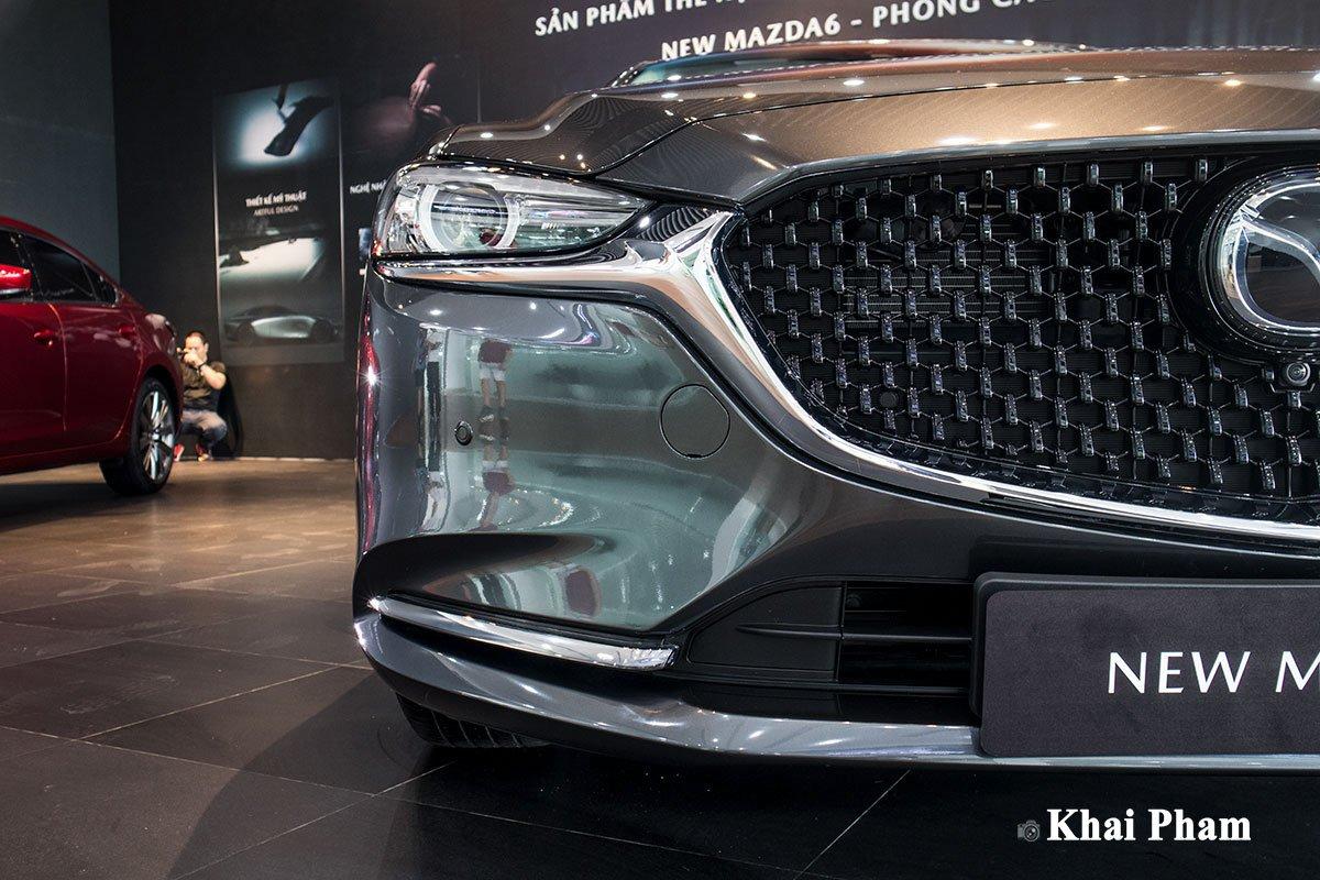 Mazda 6 2020 chính thức ra mắt Việt Nam, chưa công bố giá a13