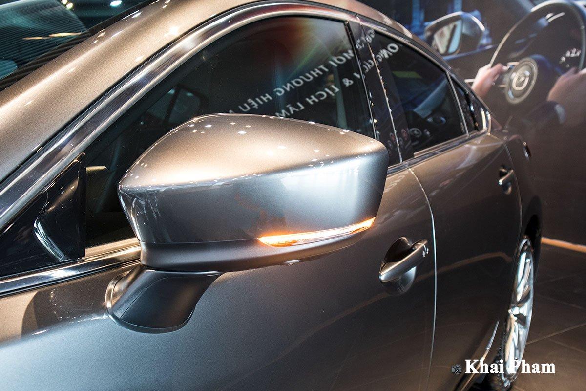 Mazda 6 2020 chính thức ra mắt Việt Nam, chưa công bố giá a17