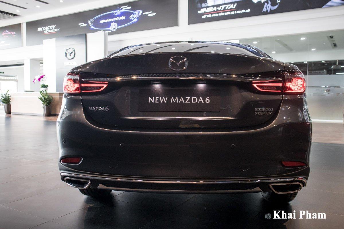 Mazda 6 2020 chính thức ra mắt Việt Nam, chưa công bố giá a19
