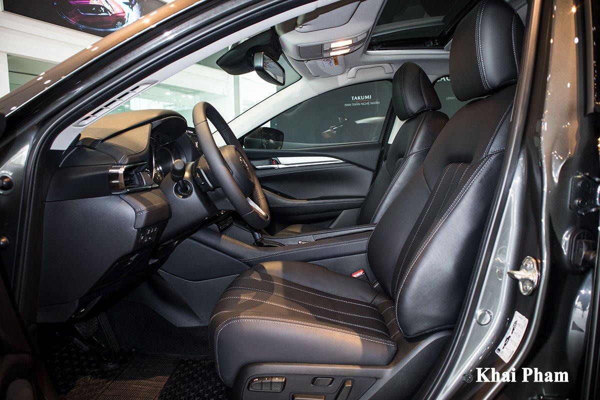 Mazda 6 2020 chính thức ra mắt Việt Nam, chưa công bố giá a29