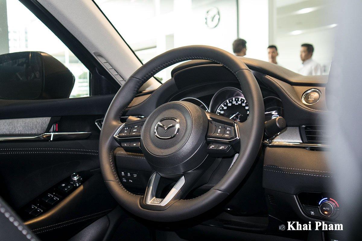 Mazda 6 2020 chính thức ra mắt Việt Nam, chưa công bố giá a24