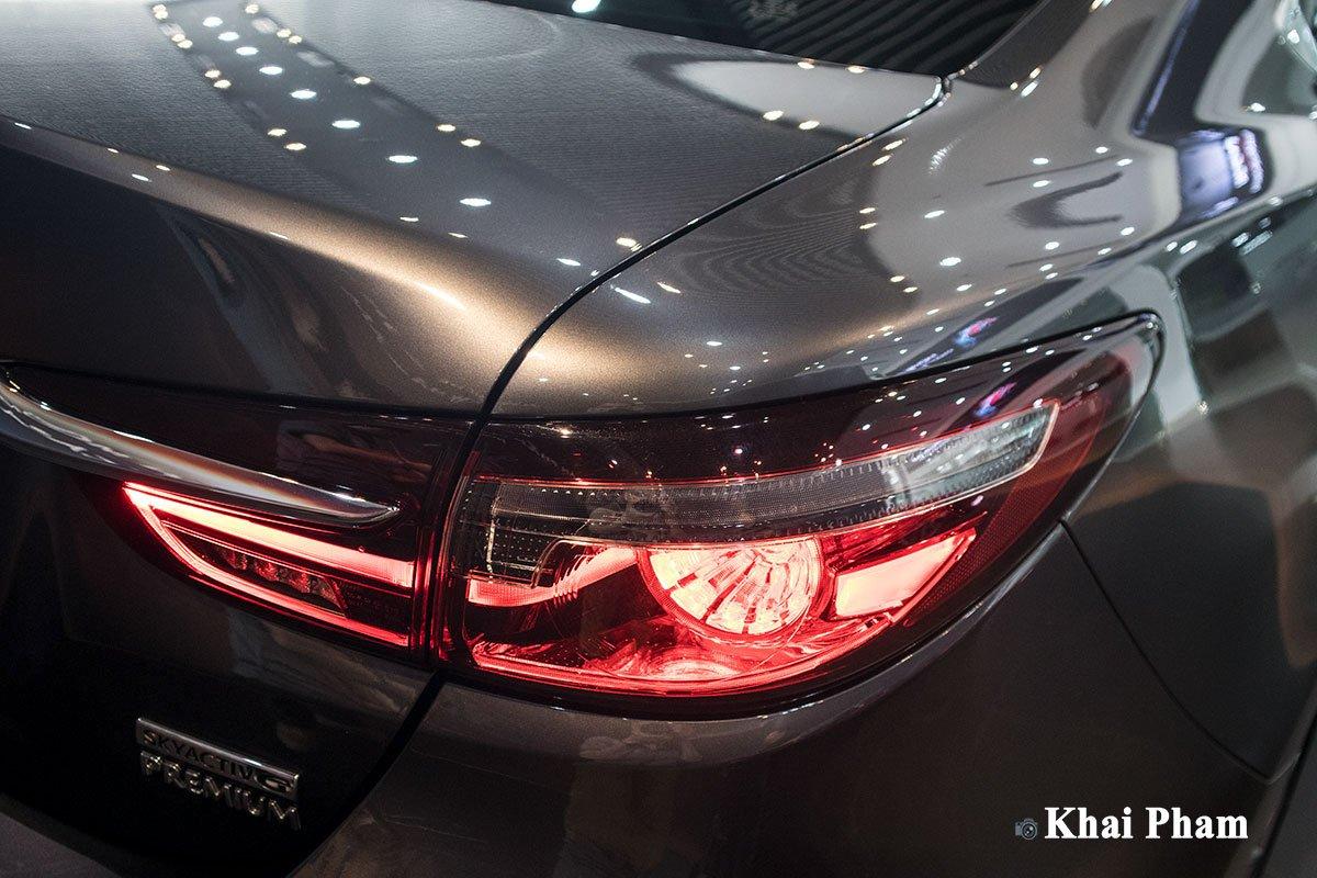 Mazda 6 2020 chính thức ra mắt Việt Nam, chưa công bố giá a21