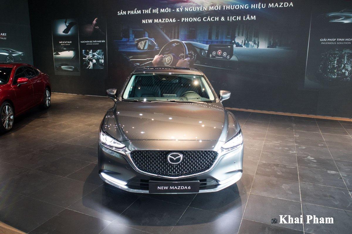 Mazda 6 2020 chính thức ra mắt Việt Nam, chưa công bố giá a12