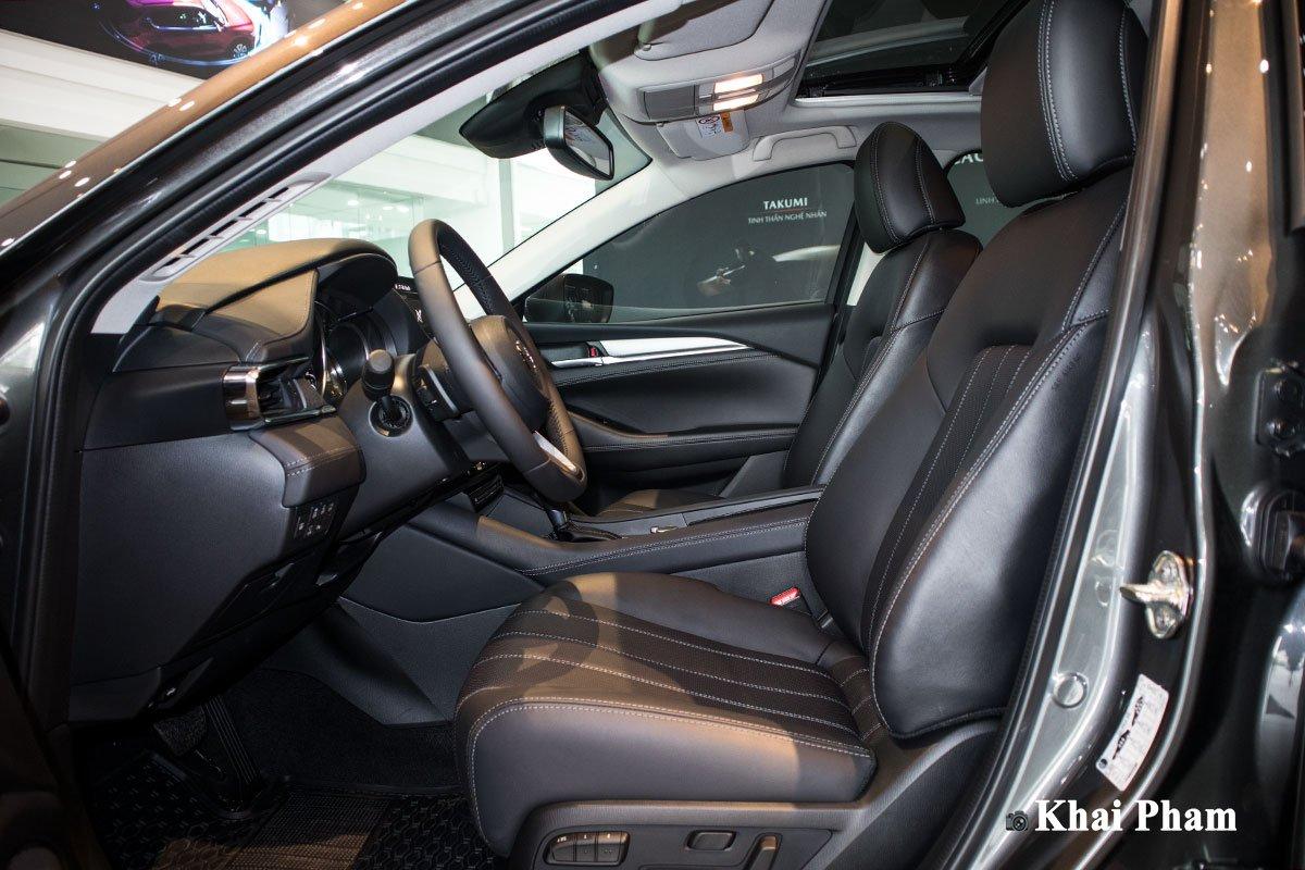 Mazda 6 2020 chính thức ra mắt Việt Nam, chưa có giá bán chính thức a7