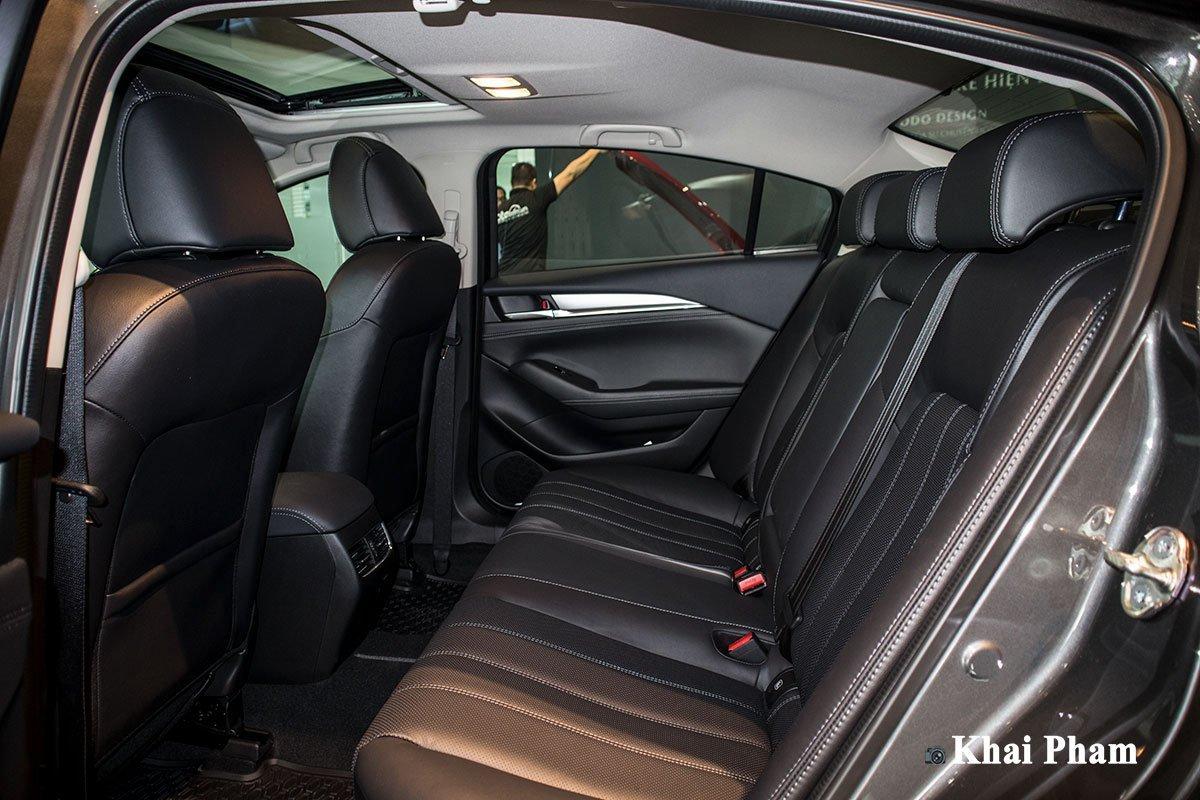 Mazda6 2020 sở hữu một danh sách trang bị an toàn phong phú 1