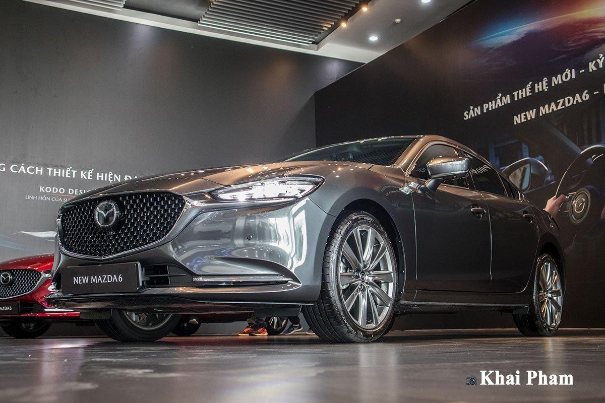 Thông số kỹ thuật xe Mazda 6 2020 1