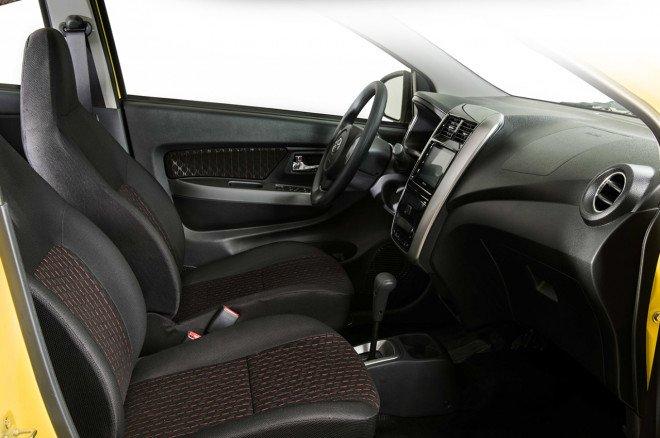 Toyota Wigo 2020 facelift trở nên đẹp mắt hơn.