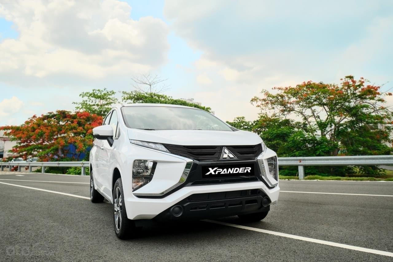 Mitsubishi Xpander MT 1