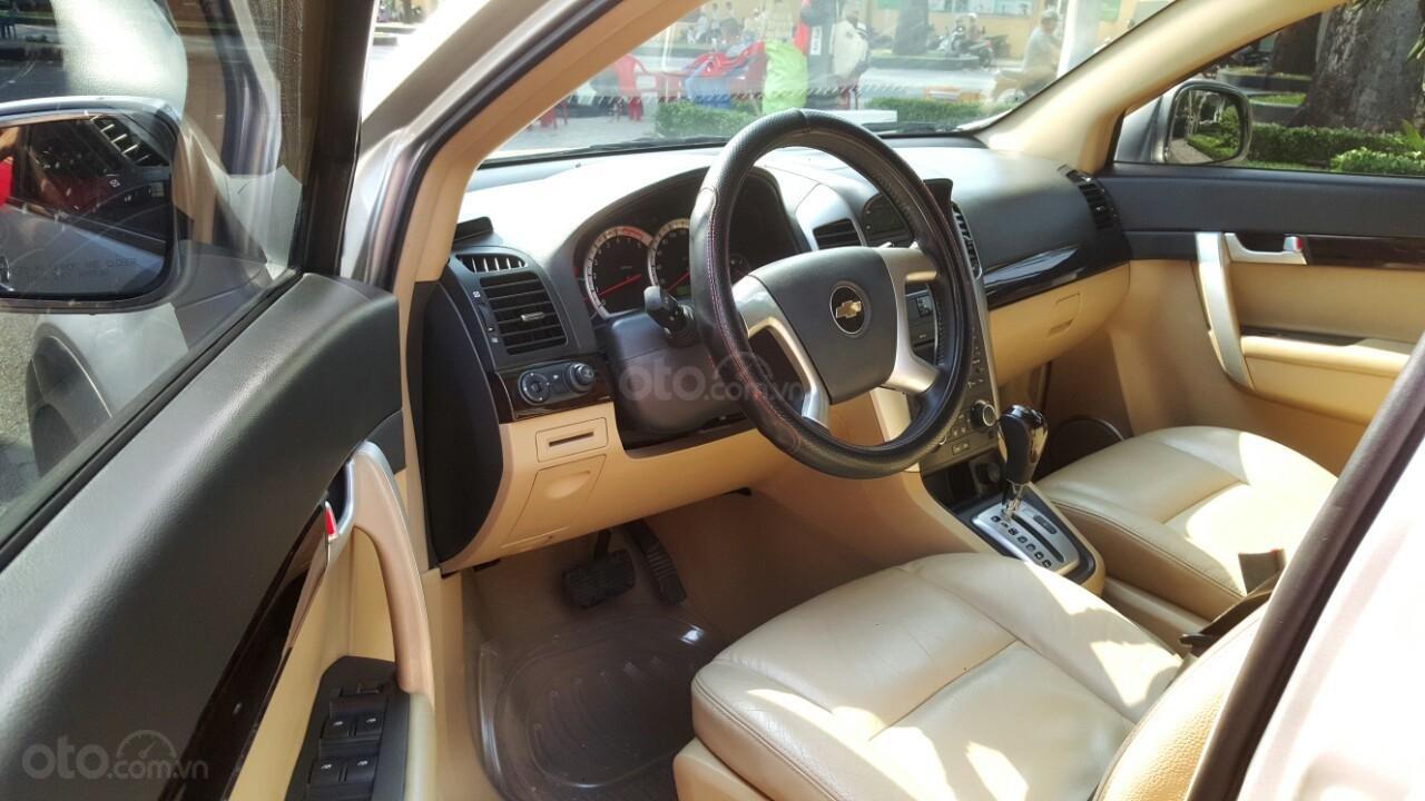 Bán xe Chevrolet Captiva LTZ 2010 mới 85%, liên hệ chính chủ Thanh (8)