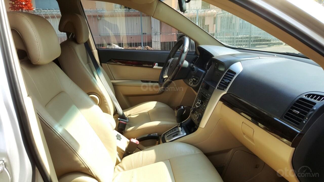 Bán xe Chevrolet Captiva LTZ 2010 mới 85%, liên hệ chính chủ Thanh (9)