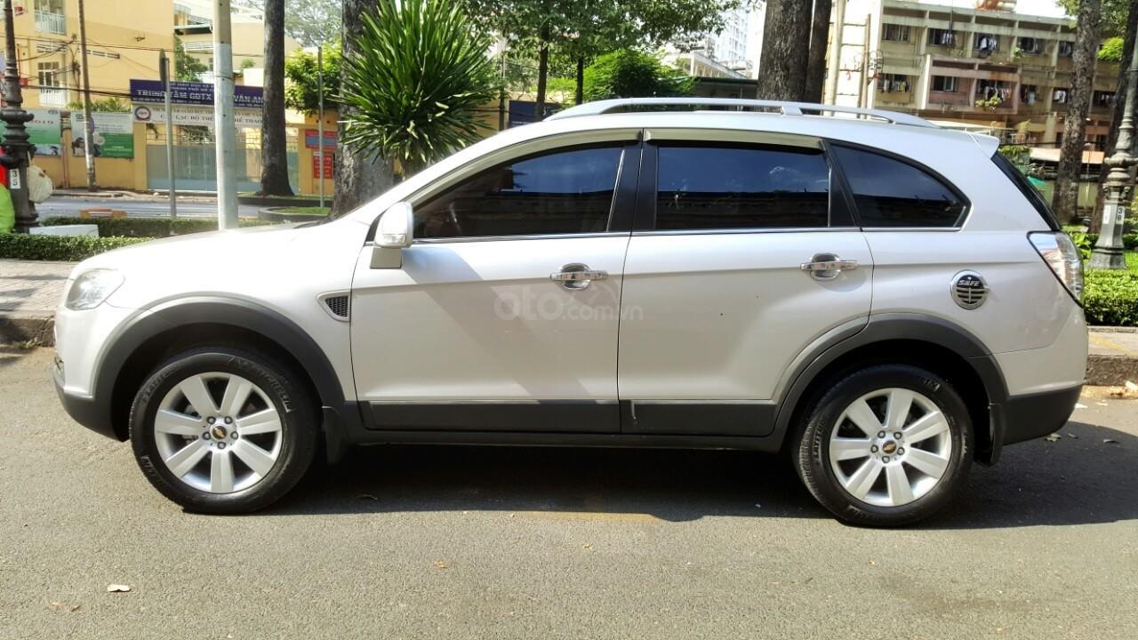 Bán xe Chevrolet Captiva LTZ 2010 mới 85%, liên hệ chính chủ Thanh (4)