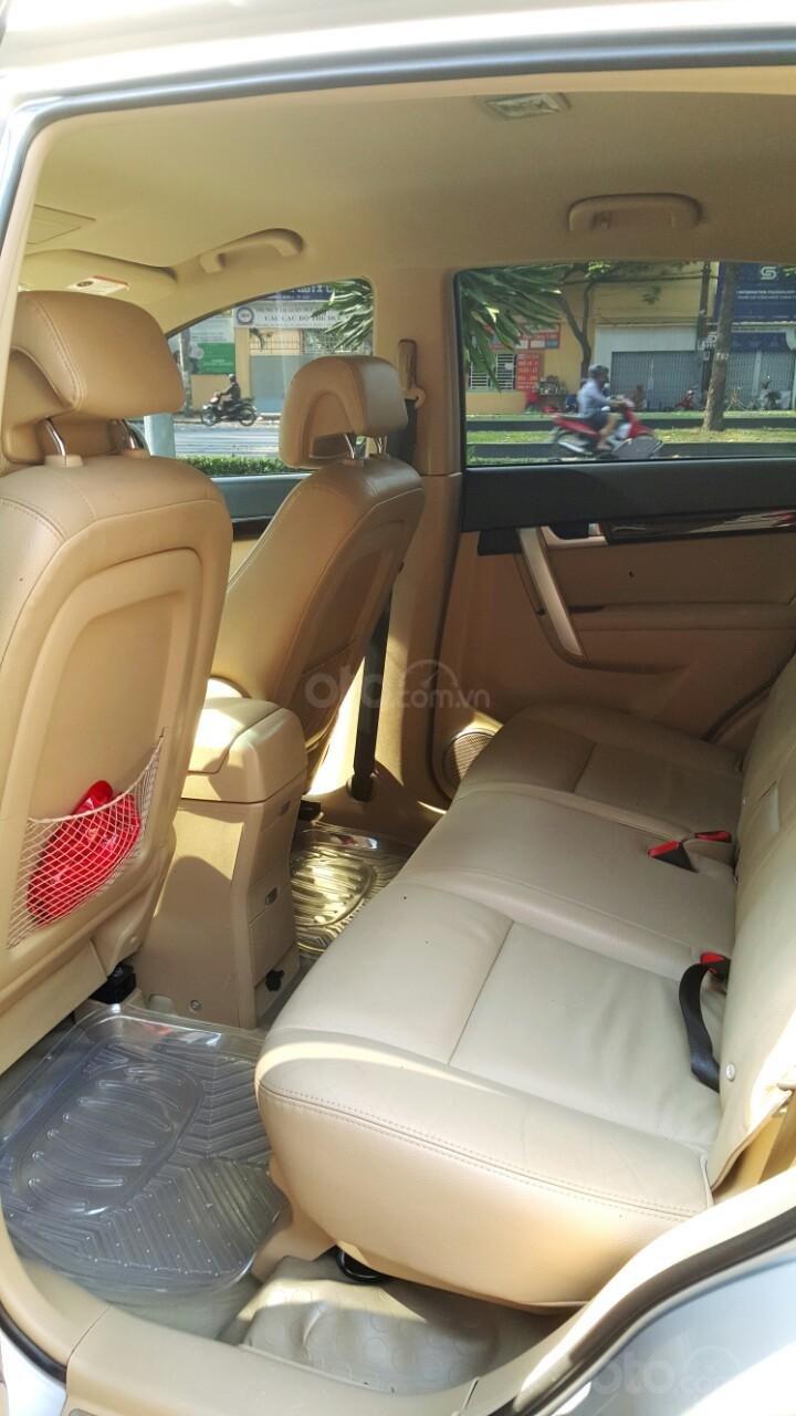 Bán xe Chevrolet Captiva LTZ 2010 mới 85%, liên hệ chính chủ Thanh (11)