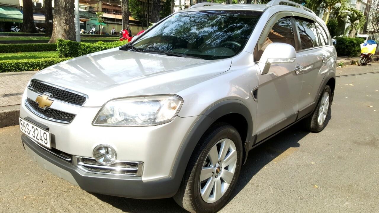 Bán xe Chevrolet Captiva LTZ 2010 mới 85%, liên hệ chính chủ Thanh (2)