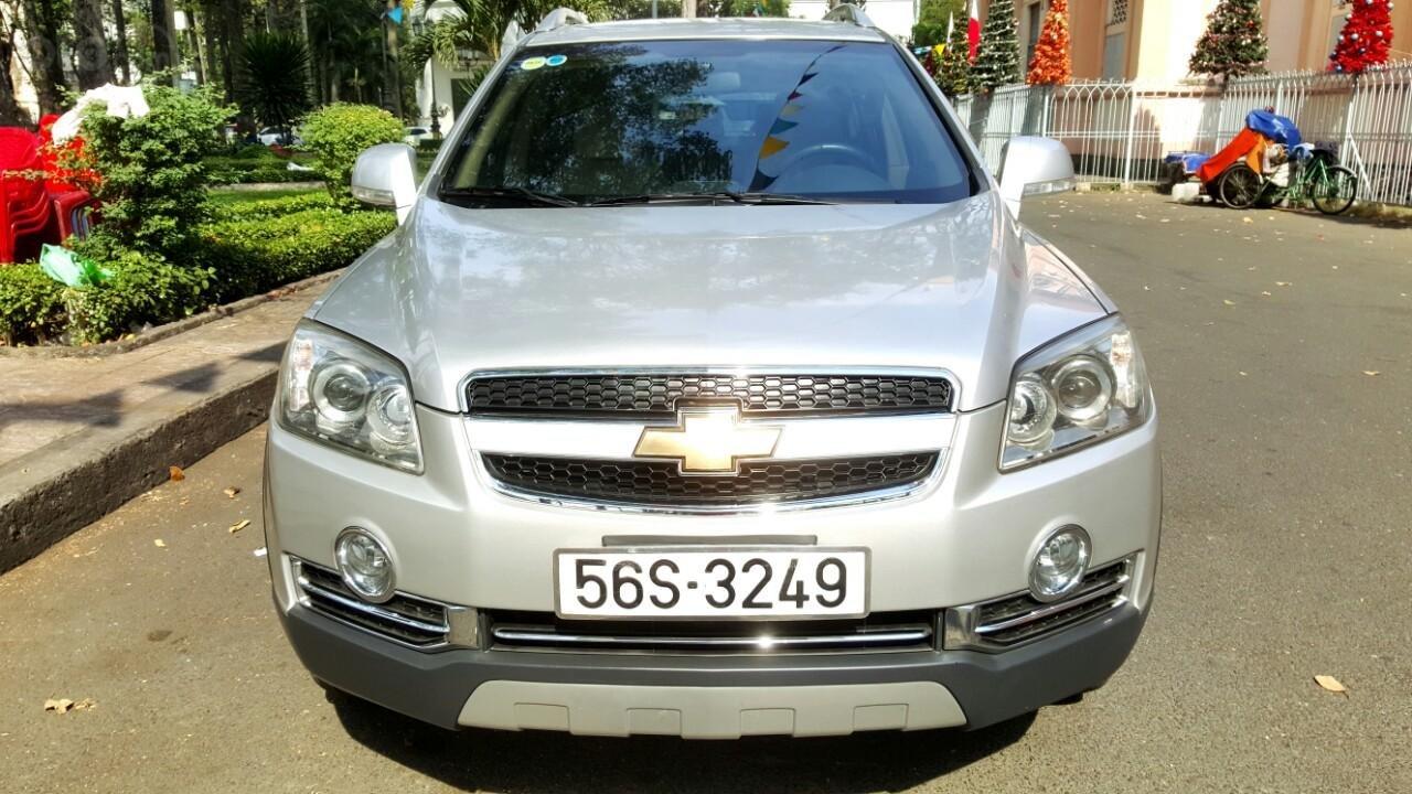 Bán xe Chevrolet Captiva LTZ 2010 mới 85%, liên hệ chính chủ Thanh (1)