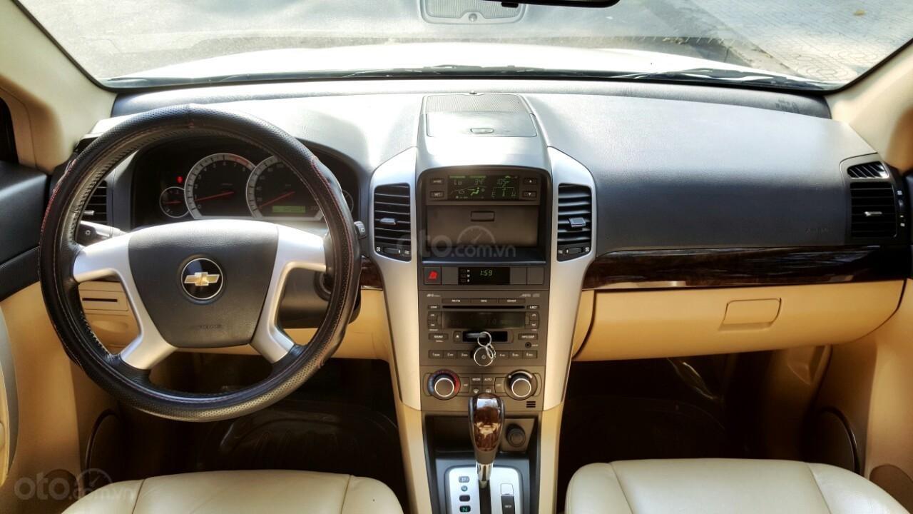 Bán xe Chevrolet Captiva LTZ 2010 mới 85%, liên hệ chính chủ Thanh (10)
