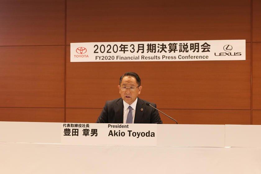 Toyota có cái nhìn tích cực khi đối mặt với những thử thách phía trước.