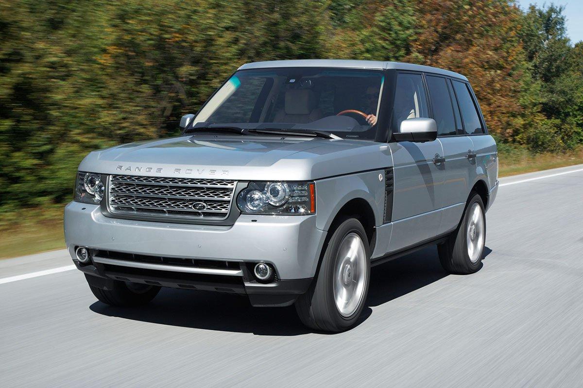 Range Rover thế hệ 3 đánh dấu bước chuyển giao từ BMW sang Ford rồi về tay Tata.