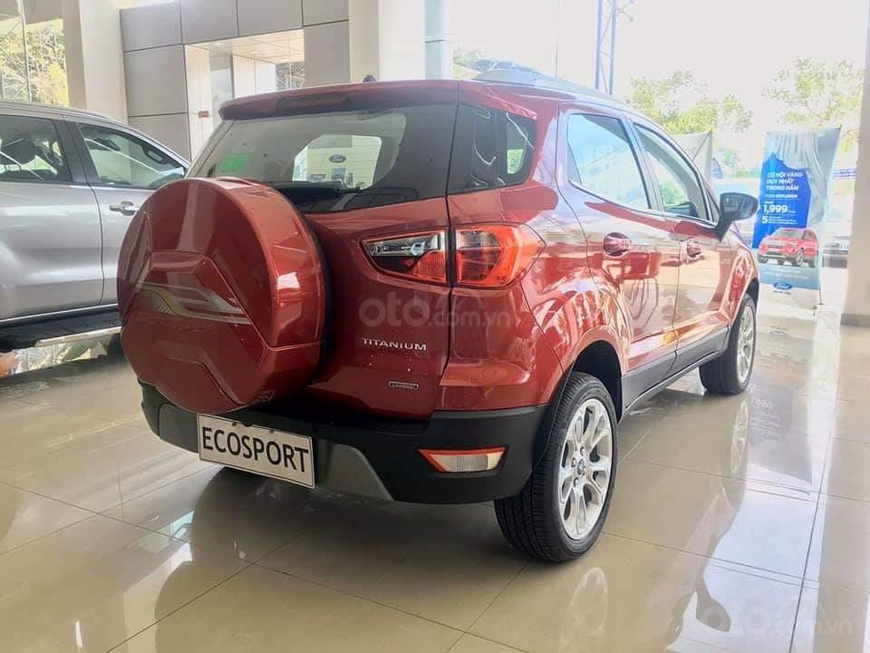 Ford Ecosport 2020 giao ngay - nhận xe chỉ với 150 triệu, giảm 50% thuế trước bạ, ưu đãi tiền mặt & PK lên đến 80 triệu (3)