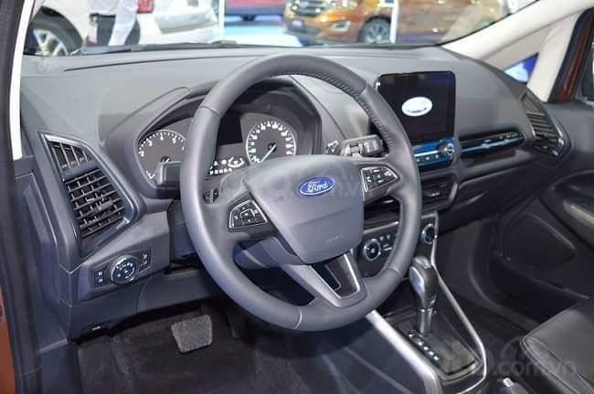 Ford Ecosport 2020 giao ngay - nhận xe chỉ với 150 triệu, giảm 50% thuế trước bạ, ưu đãi tiền mặt & PK lên đến 80 triệu (12)