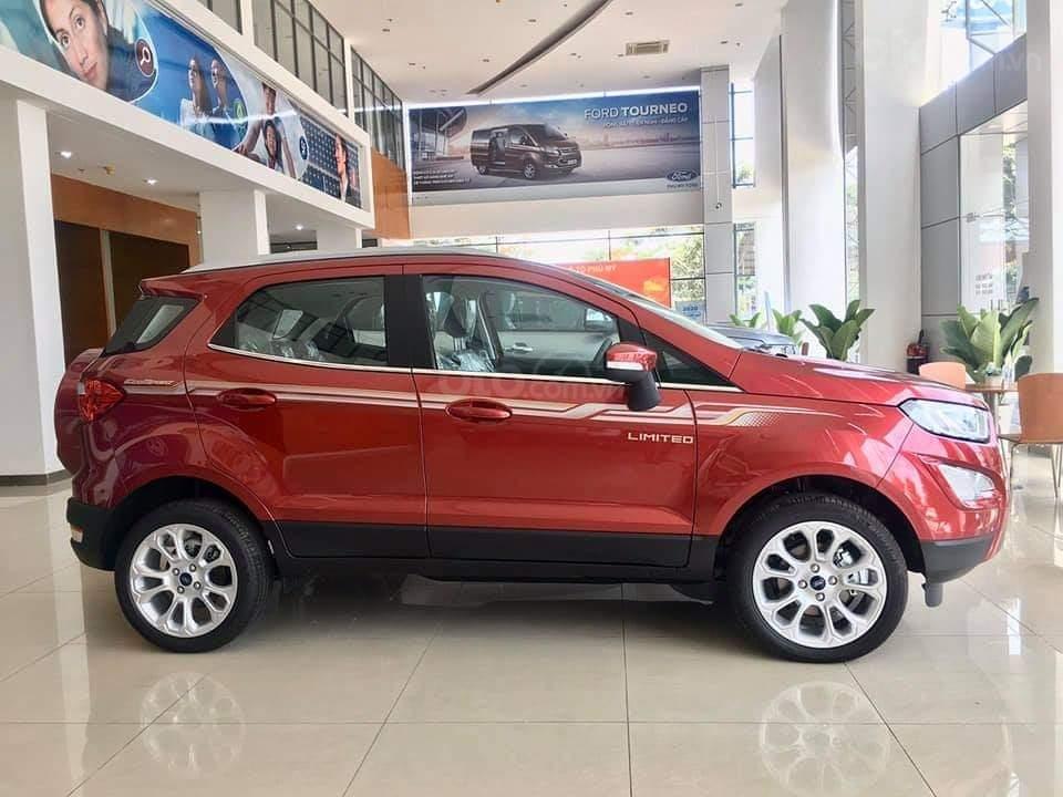 Ford Ecosport 2020 giao ngay - nhận xe chỉ với 150 triệu, giảm 50% thuế trước bạ, ưu đãi tiền mặt & PK lên đến 80 triệu (5)