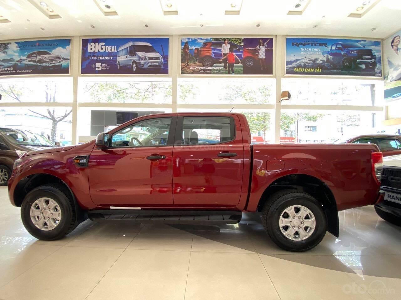 Ford Ranger XLS MT 2020 - Đủ màu, giao ngay (5)