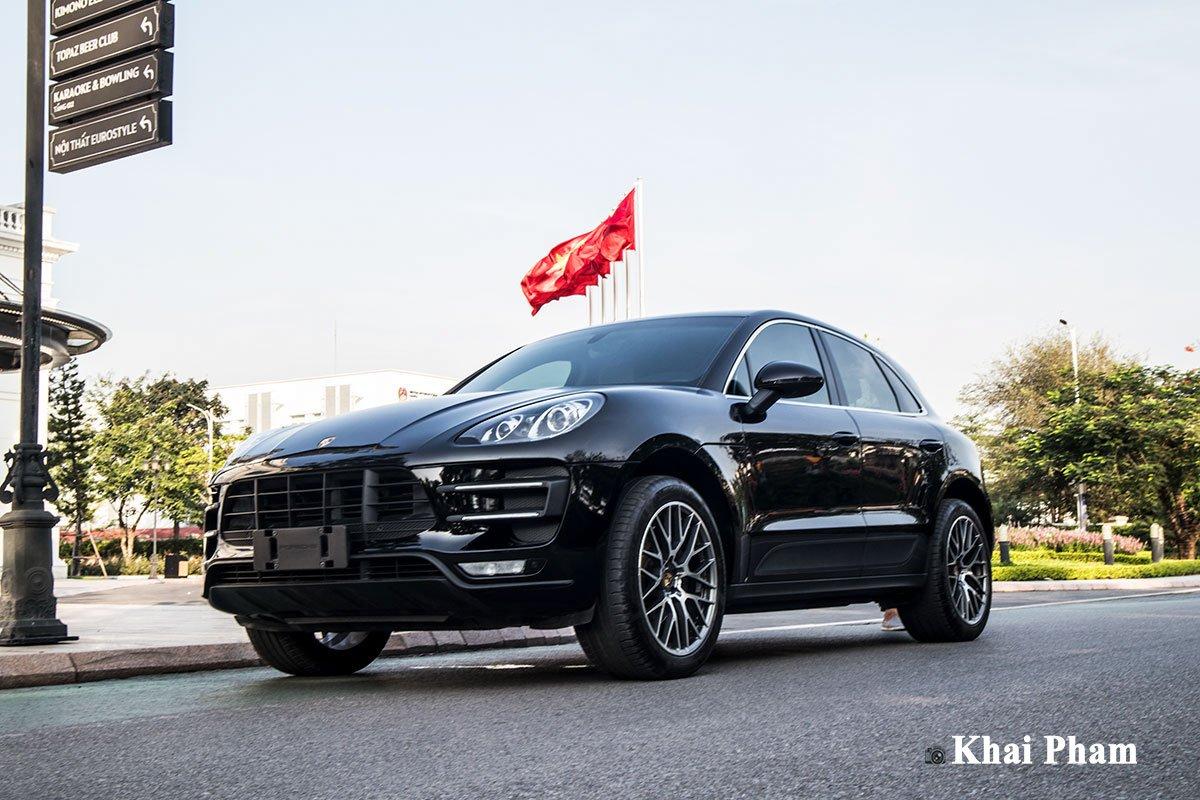 Không mua xe mới, đây là cách chủ nhân giúp Porsche Macan 2015 cuốn hút hơn a5