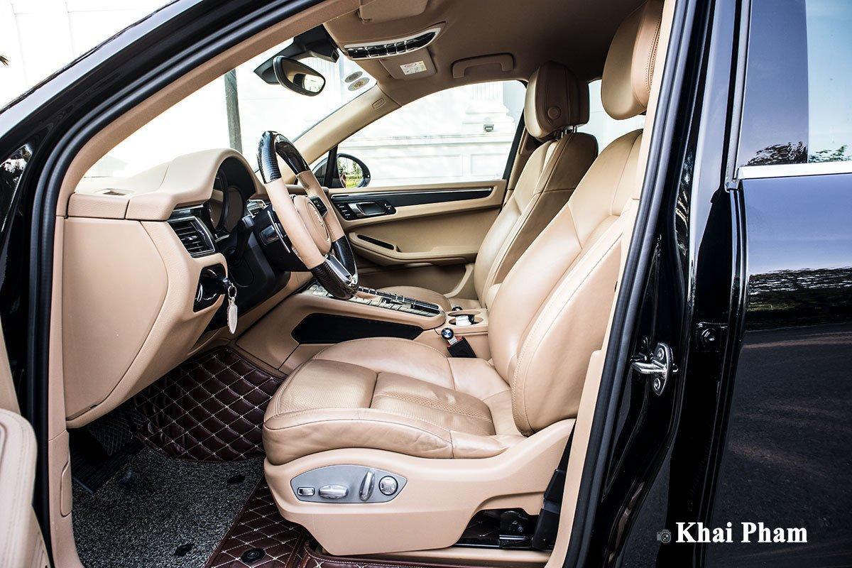 Không mua xe mới, đây là cách chủ nhân giúp Porsche Macan 2015 cuốn hút hơn a18
