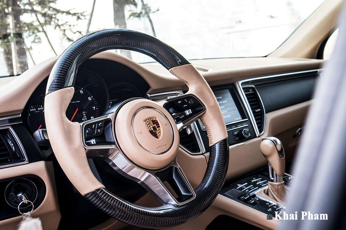 Không mua xe mới, đây là cách chủ nhân giúp Porsche Macan 2015 cuốn hút hơn a16