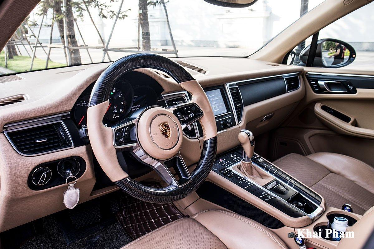 Không mua xe mới, đây là cách chủ nhân giúp Porsche Macan 2015 cuốn hút hơn a15