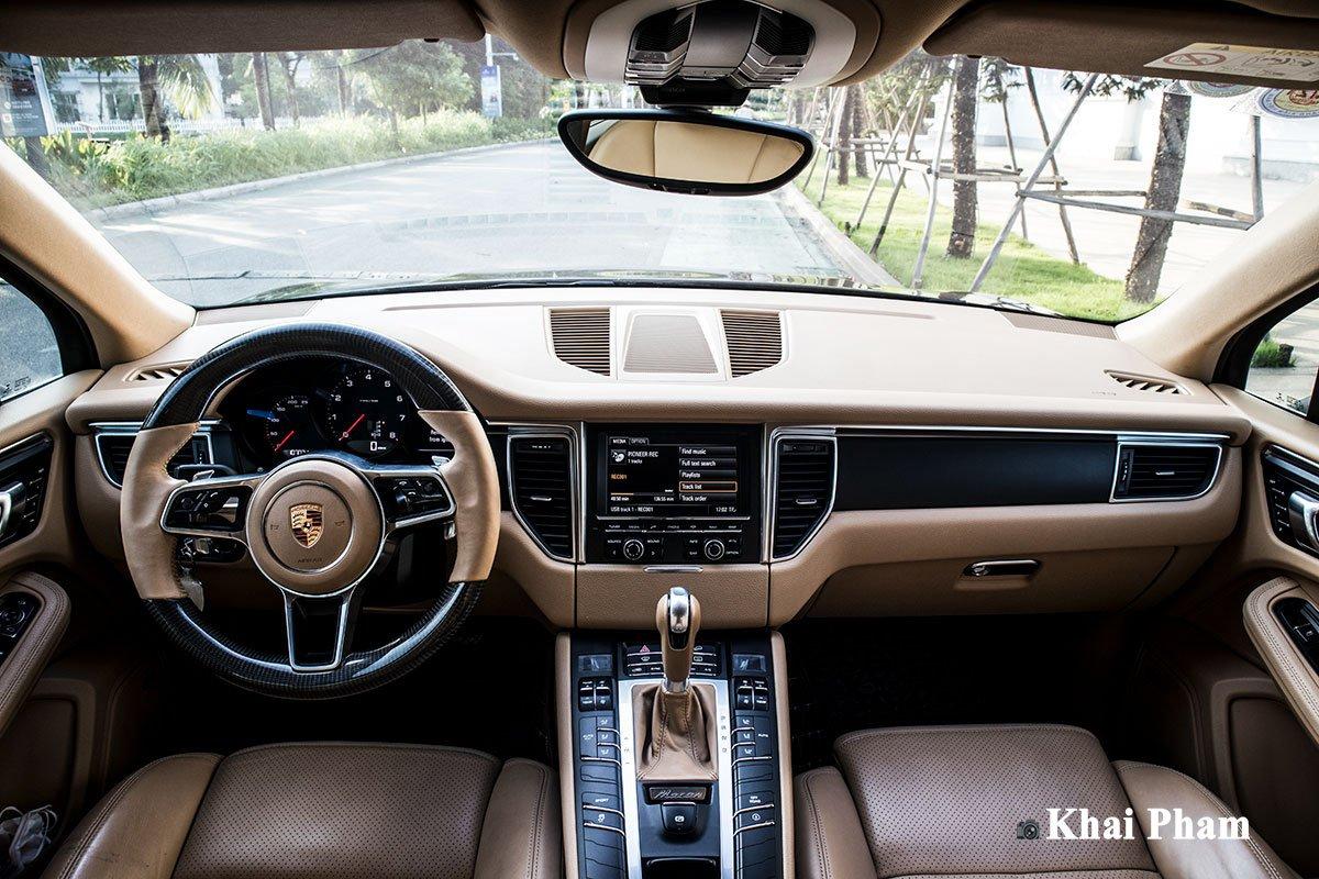 Không mua xe mới, đây là cách chủ nhân giúp Porsche Macan 2015 cuốn hút hơn a3