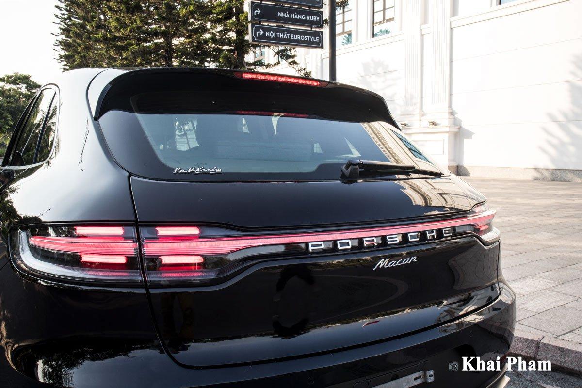 Không mua xe mới, đây là cách chủ nhân giúp Porsche Macan 2015 cuốn hút hơn a13