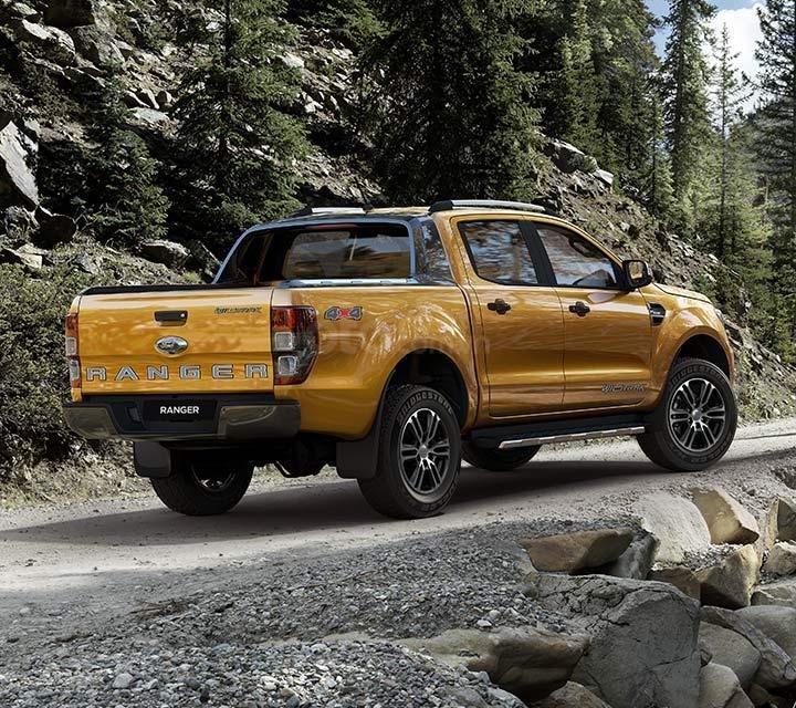 [Long Biên Ford] Ranger 2020 Wiltrak 2.0 Biturbo 4x4, XLT AT, XLS AT, MT, Raptor. Đủ màu giao ngay (2)