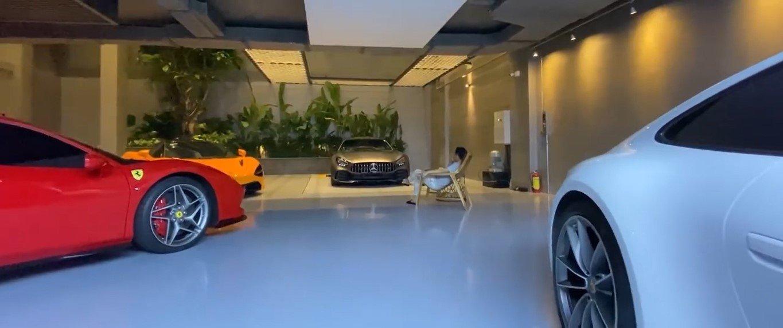 Video: Cường Đô La tậu Mercedes-AMG GT-R chính hãng độc nhất sau Ferrari F8 Tributo a3