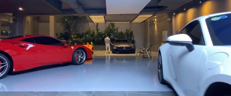 Video: Cường Đô La tậu Mercedes-AMG GT-R chính hãng độc nhất sau Ferrari F8 Tributo a2