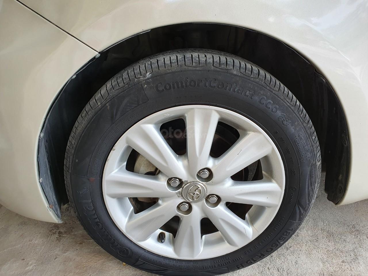 Cần bán Toyota Yaris sản xuất 2010, giá 336tr (8)