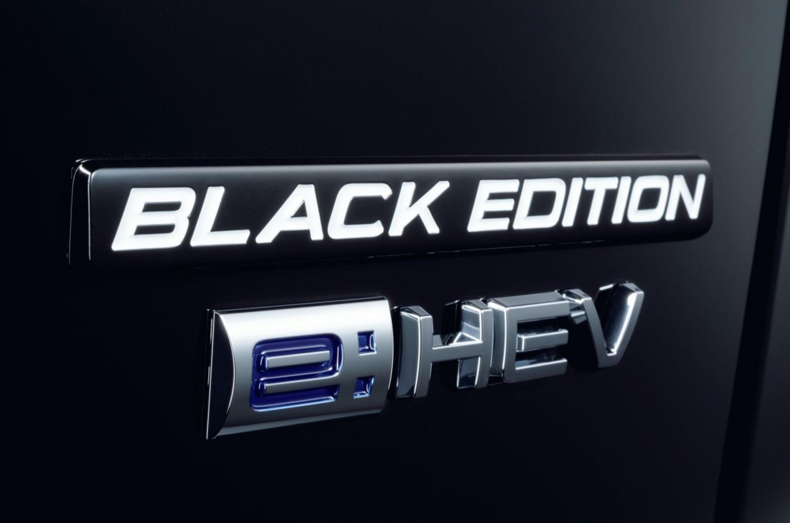 Bộ la-zăng 18 inch xe Honda CR-V Black Edition 1