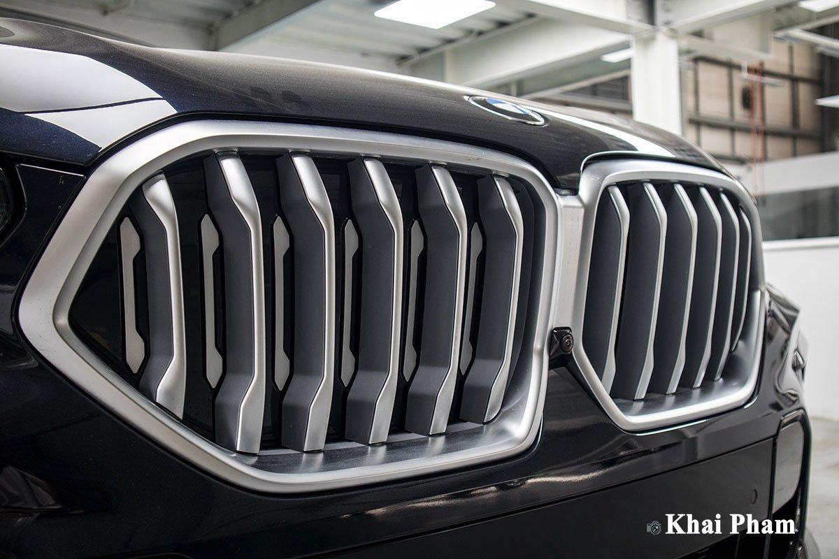 Ảnh Lưới tản nhiệt xe BMW X6 2020