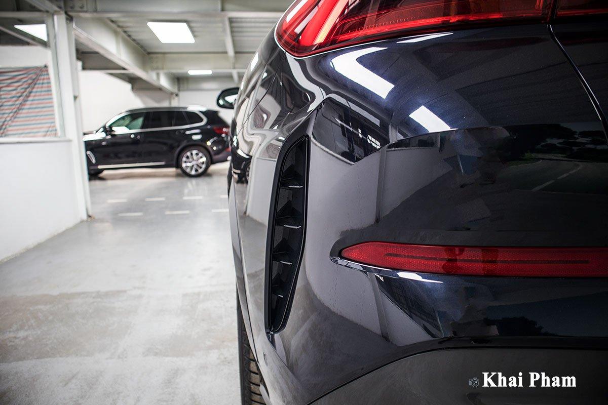 Ảnh Hốc gió xe BMW X6 2020