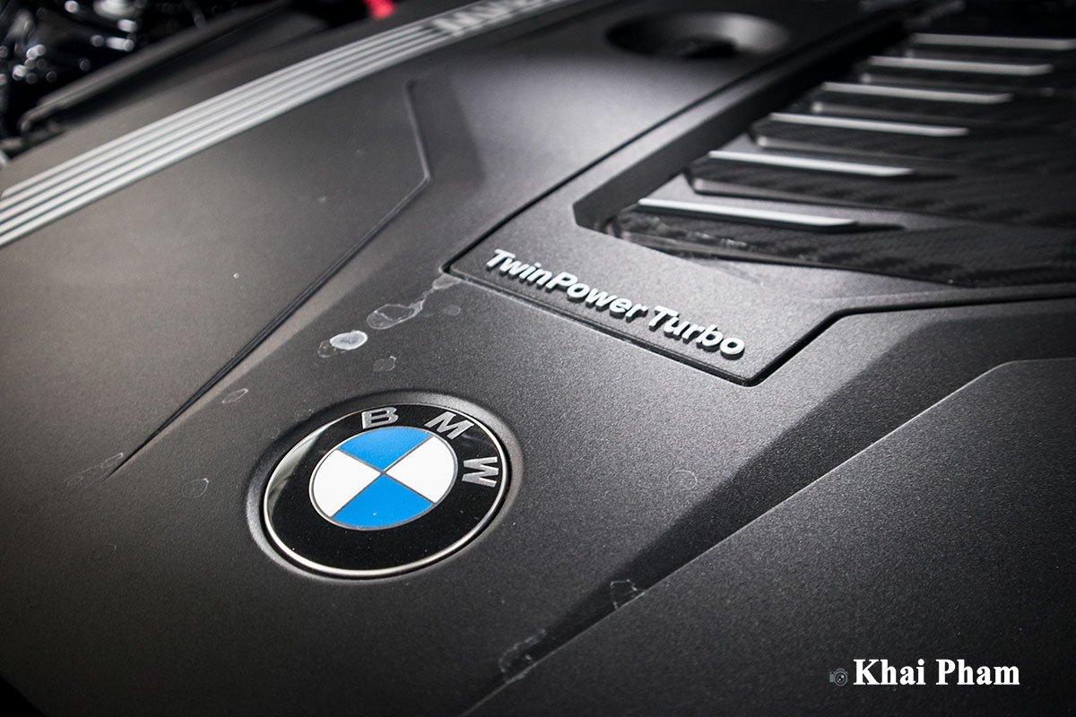 Ảnh Động cơ xe BMW X6 2020 a1