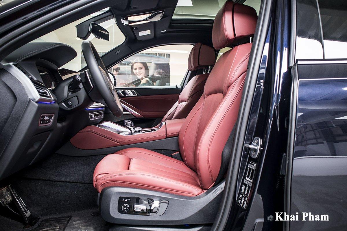 Ảnh Ghế lái xe BMW X6 2020