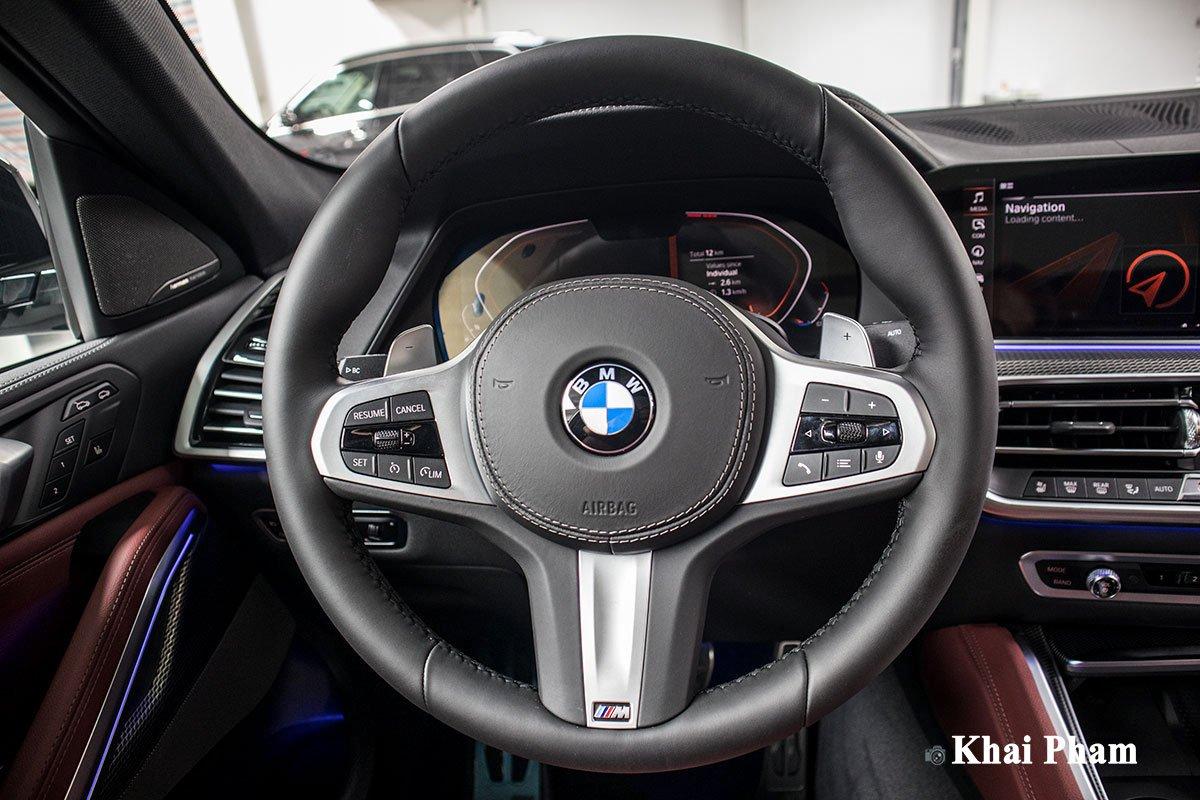 Ảnh Vô-lăng xe BMW X6 2020