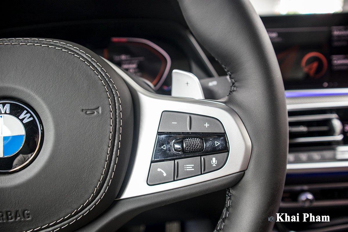 Ảnh Nút bấm xe BMW X6 2020 a1