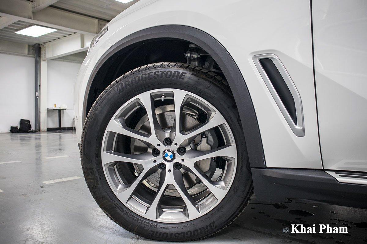 Ảnh la-zăng xe BMW X5 2020