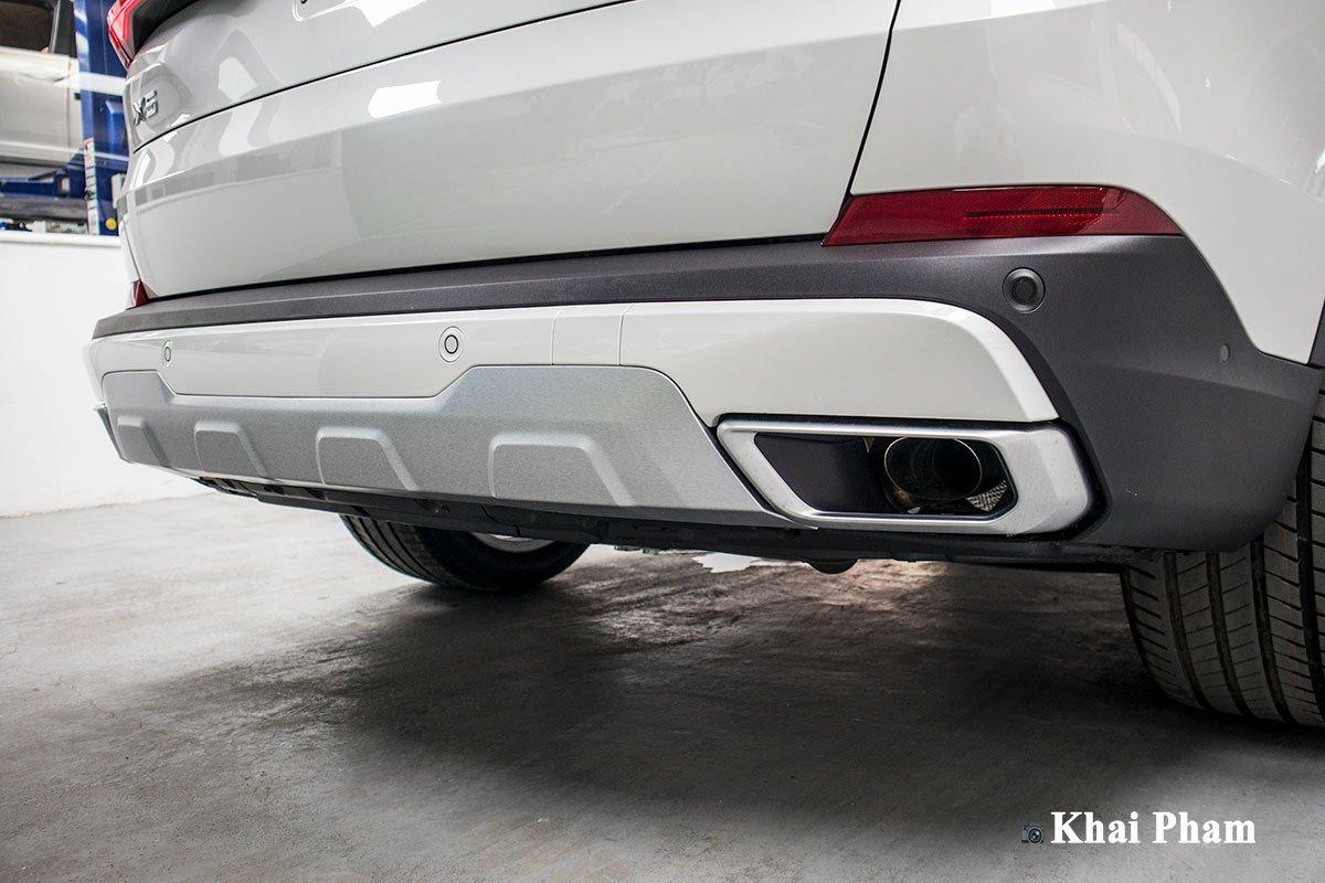 Ảnh  Cản sau xe BMW X5 2020