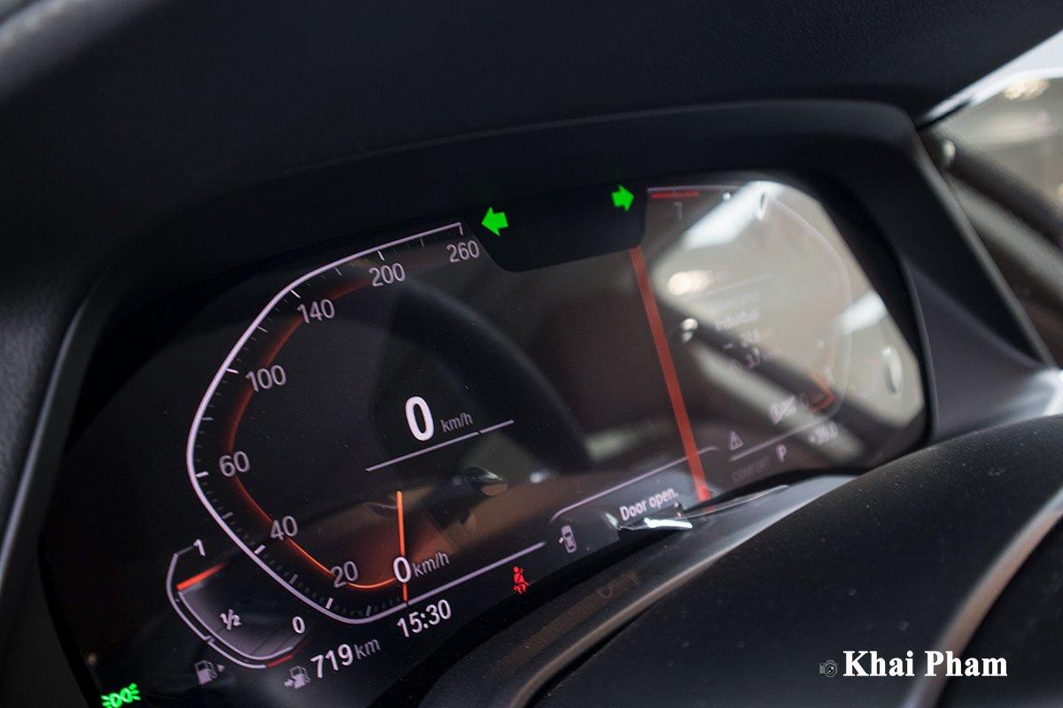Ảnh Đồng hồ xe BMW X5 2020