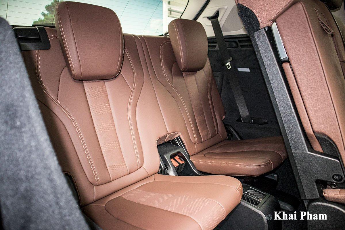 Ảnh Hàng cuối xe BMW X5 2020 phải