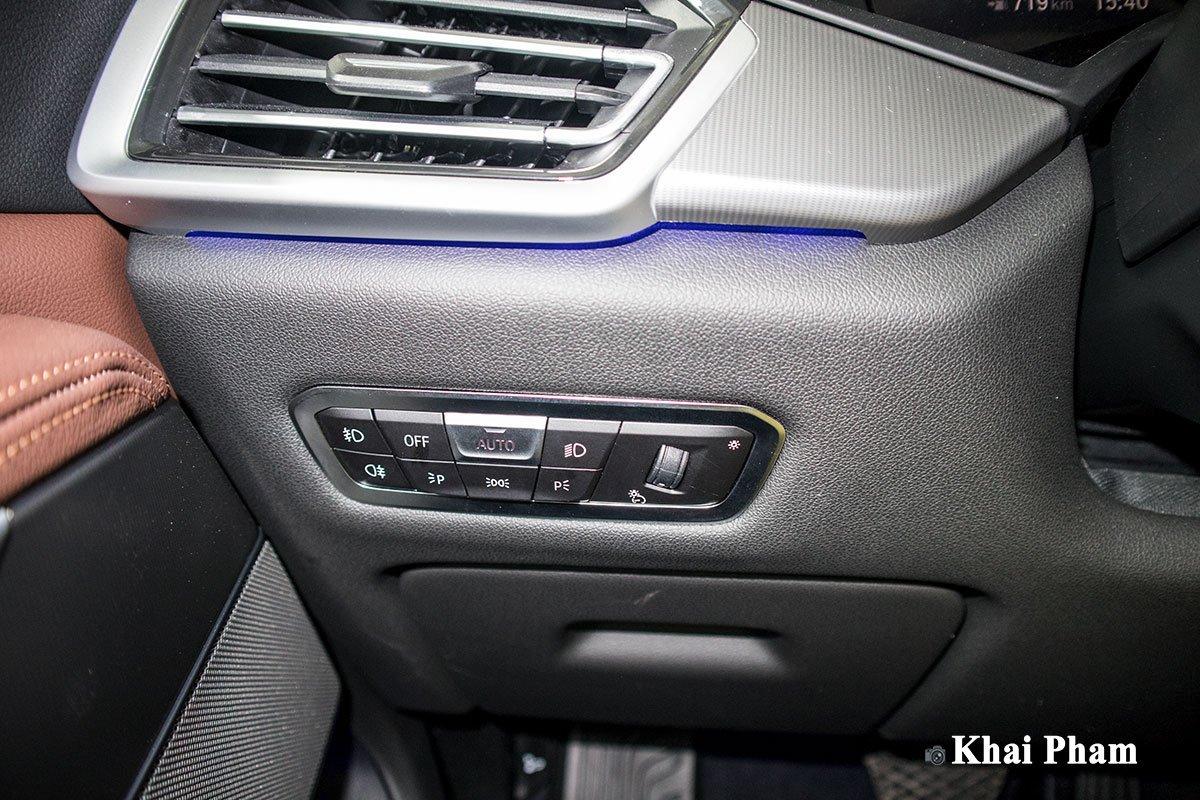 Ảnh Cụm chỉnh đèn xe BMW X5 2020
