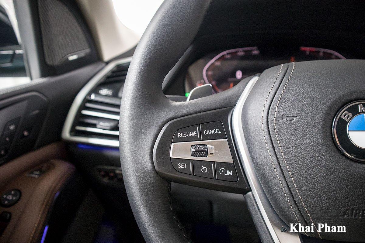 Ảnh Nút bấm xe BMW X5 2020