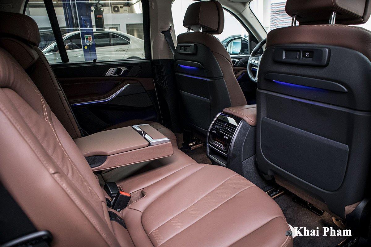 Ảnh Hàng ghế 2 xe BMW X5 2020