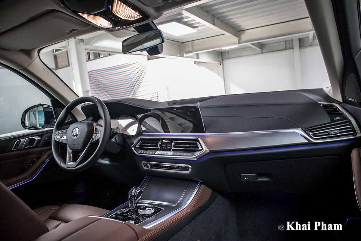 Ảnh Táp-lô xe BMW X5 2020